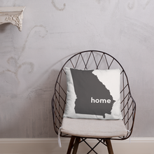 Load image into Gallery viewer, Georgia Pillow - Home Sweet Pillow Co