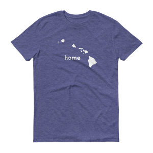 Hawaii Home T-Shirt - Home Sweet Pillow Co