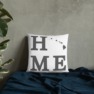 Hawaii Home State Pillow - Home Sweet Pillow Co