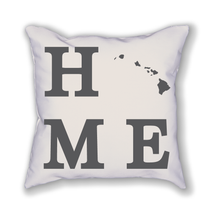 Load image into Gallery viewer, Hawaii Home State Pillow - Home Sweet Pillow Co
