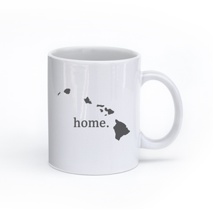 Hawaii Home State Mug - Home Sweet Pillow Co