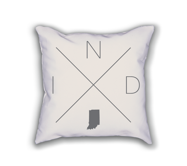 Indianapolis Home Pillow
