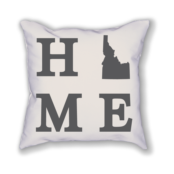 Idaho Home State Pillow - Home Sweet Pillow Co