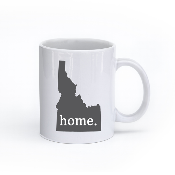 Idaho Home State Mug - Home Sweet Pillow Co