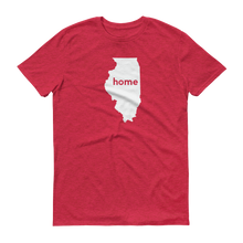 Load image into Gallery viewer, Illinois Home T-Shirt - Home Sweet Pillow Co