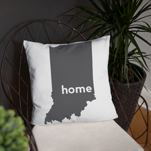 Load image into Gallery viewer, Indiana Pillow - Home Sweet Pillow Co