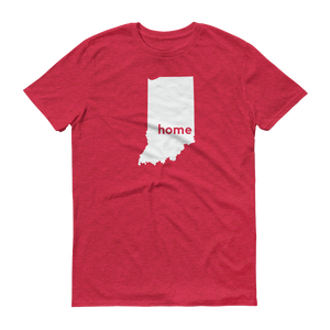 Indiana Home T-Shirt - Home Sweet Pillow Co