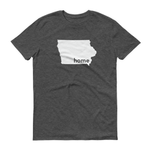 Load image into Gallery viewer, Iowa Home T-Shirt - Home Sweet Pillow Co
