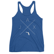 Load image into Gallery viewer, Jacksonville Racerback Tank - Home Sweet Pillow Co