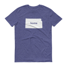 Load image into Gallery viewer, Kansas Home T-Shirt - Home Sweet Pillow Co