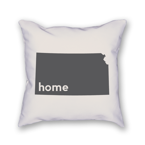 Kansas - Home Sweet Pillow Co