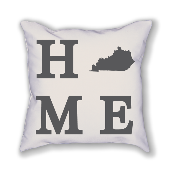 Kentucky Home State Pillow - Home Sweet Pillow Co