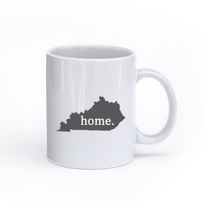 Kentucky Home State Mug - Home Sweet Pillow Co