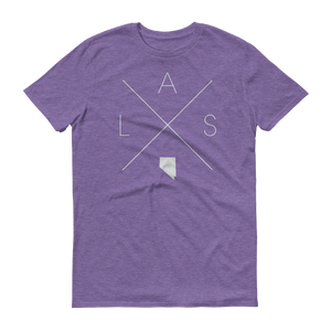 LAS – McCarran International Airport Tee - Home Sweet Pillow Co