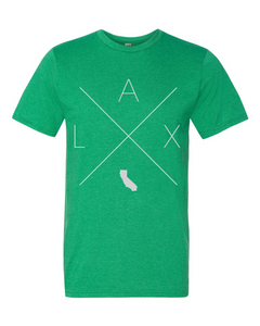 LAX – Los Angeles International Airport Tee - Home Sweet Pillow Co