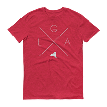 Load image into Gallery viewer, LGA – LaGuardia Airport Tee - Home Sweet Pillow Co