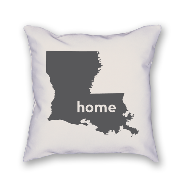 Louisiana Pillow - Home Sweet Pillow Co