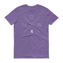 Load image into Gallery viewer, MDW – Chicago Midway International Airport Tee - Home Sweet Pillow Co