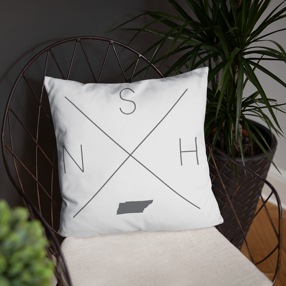 Nashville Home Pillow - Home Sweet Pillow Co