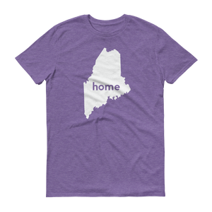 Maine Home T-Shirt - Home Sweet Pillow Co