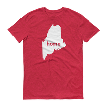 Load image into Gallery viewer, Maine Home T-Shirt - Home Sweet Pillow Co