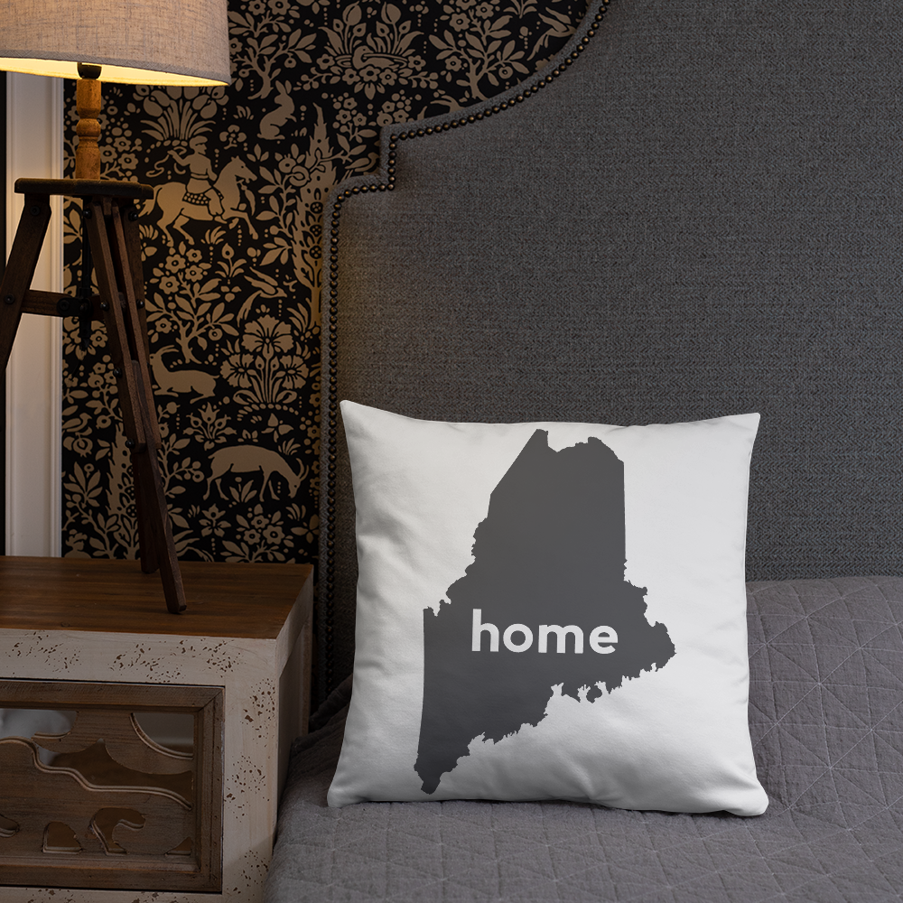 Maine Pillow - Home Sweet Pillow Co