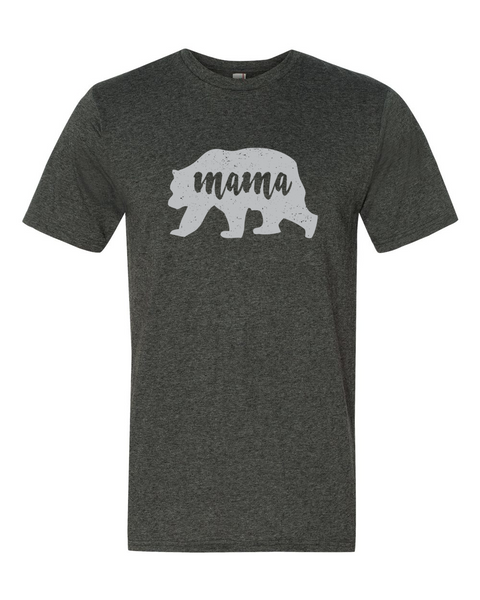 Mama Bear Shirt - Home Sweet Pillow Co