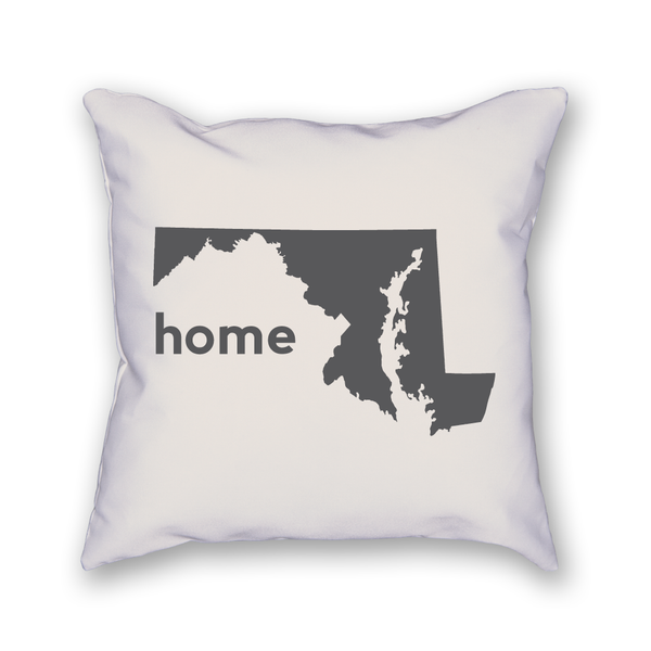 Maryland Pillow - Home Sweet Pillow Co