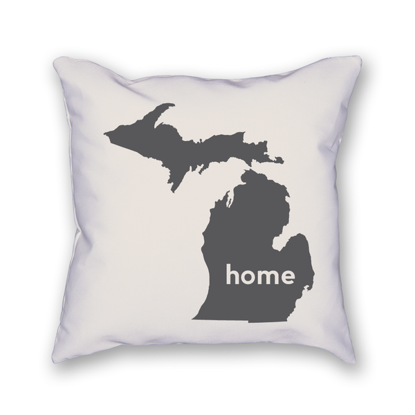 Michigan Pillow - Home Sweet Pillow Co