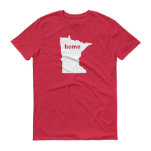 Load image into Gallery viewer, Minnesota Home T-Shirt - Home Sweet Pillow Co