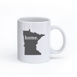 Minnesota Home State Mug - Home Sweet Pillow Co