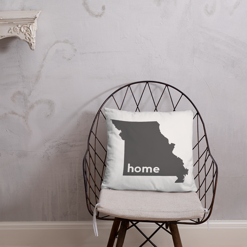 Missouri Pillow - Home Sweet Pillow Co