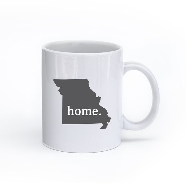 Missouri Home State Mug - Home Sweet Pillow Co