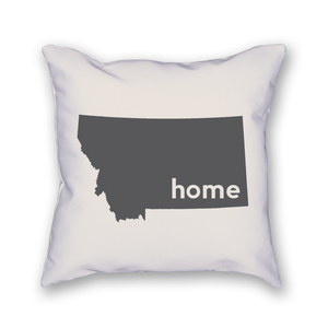 Montana Pillow - Home Sweet Pillow Co