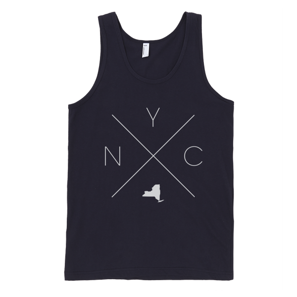 New York Tank - Home Sweet Pillow Co