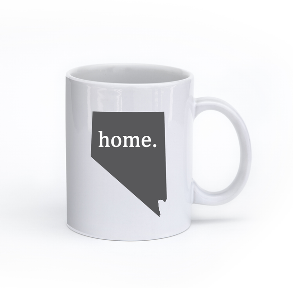 Nevada Home State Mug - Home Sweet Pillow Co
