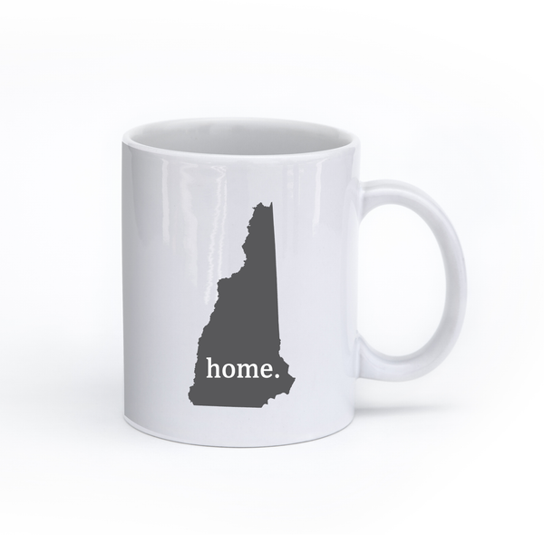 New Hampshire Home State Mug - Home Sweet Pillow Co