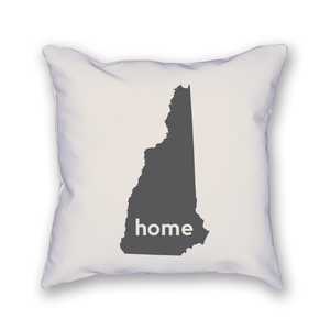 New Hampshire Pillow - Home Sweet Pillow Co