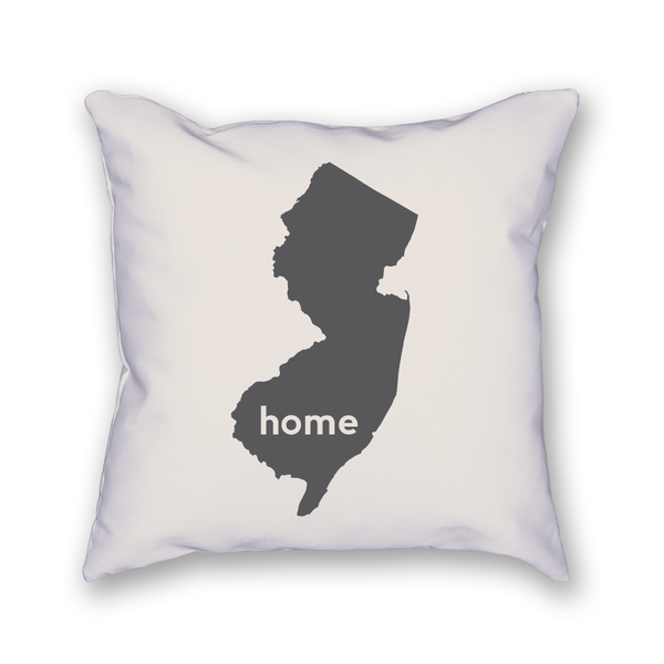 New Jersey Pillow - Home Sweet Pillow Co
