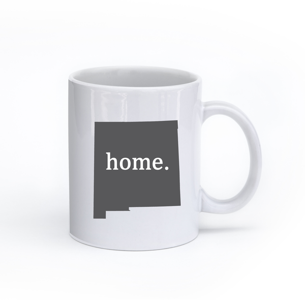 New Mexico Home State Mug - Home Sweet Pillow Co
