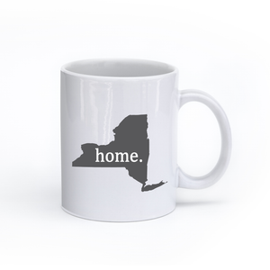 New York Home State Mug - Home Sweet Pillow Co