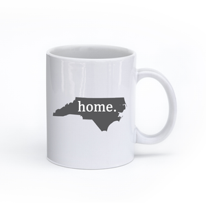 North Carolina Home State Mug - Home Sweet Pillow Co