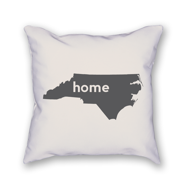 North Carolina Pillow - Home Sweet Pillow Co