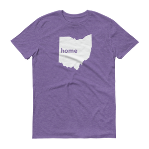 Ohio Home T-Shirt - Home Sweet Pillow Co