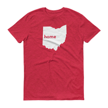 Load image into Gallery viewer, Ohio Home T-Shirt - Home Sweet Pillow Co