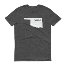 Load image into Gallery viewer, Oklahoma Home T-Shirt - Home Sweet Pillow Co