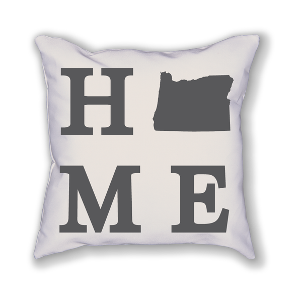 Oregon Home State Pillow - Home Sweet Pillow Co