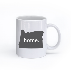 Oregon Home State Mug - Home Sweet Pillow Co