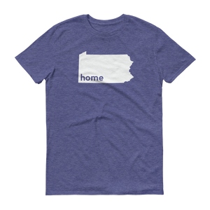 Pennsylvania Home T-Shirt - Home Sweet Pillow Co
