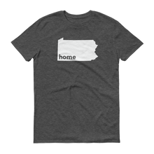 Load image into Gallery viewer, Pennsylvania Home T-Shirt - Home Sweet Pillow Co